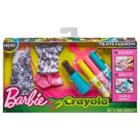 BARBIE FASHION Barbie Crayola Batik-Moden