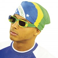 Kopftuch Brasilien