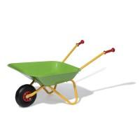 Rolly Toys Metallschubkarre grün