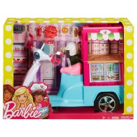 BARBIE ACCESSORIES Barbie Snack-Roller