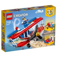 LEGO CREATOR Tollkühner Flieger