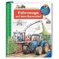 RAVENSBURGER Fahrzeuge auf dem Bauernhof