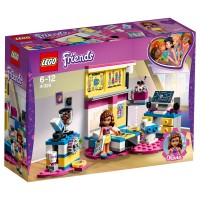 LEGO FRIENDS Olivias grosses Zimmer