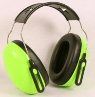 Kinder Gehörschutz neongrün