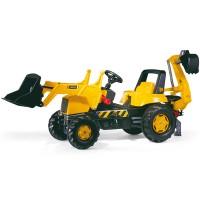 Rolly Toys JCB Trac Backhoe-Loader
