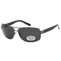 Klassische Sonnenbrille Schwarz SP102