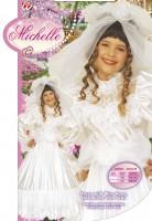 Kinderkostüm Glamour Michelle 4 bis 6 Jahre