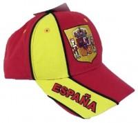 Baseballcap Spanien
