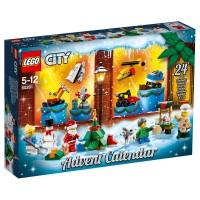 LEGO CITY Adventskalender Lego City