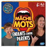 HASBRO GAM.FAMILY Mâche mots edition famille,f