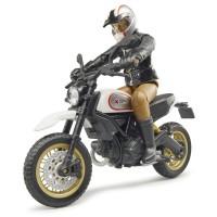 Bruder Ducati Scrambler Desert Sled