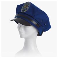 WILBERS Polizei-Mütze, blau