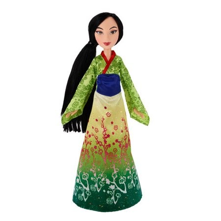 Disney Mulan Princess Puppe