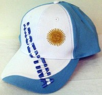 Baseball Cap Argentinien