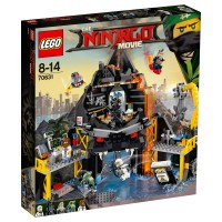 LEGO NINJAGO Garmadons Vulkanversteck