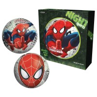 JOHN Ball Glow Spiderman, ø 23 cm