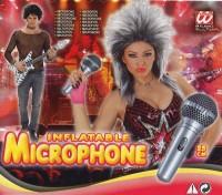Aufblasbares Mikrophon