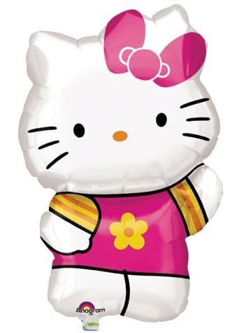 Hello Kitty Ballon