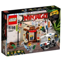LEGO NINJAGO Verfolgungsjagd in Ninjago