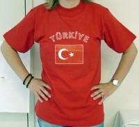 T-Shirt Türkei L