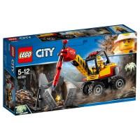 LEGO CITY Bergbau Power Spalter
