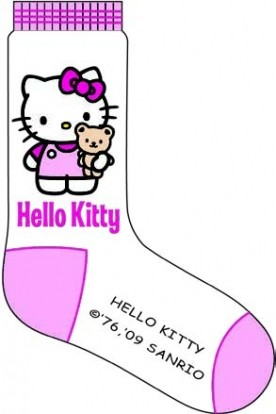 Hello Kitty Socken Kindersocken ass. Bimba Gr.23-26