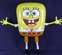 Sponge Bob aufblasbar 60cm