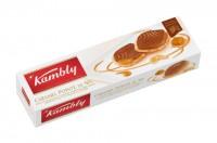 Kambly Caramel Pointe Sel 100g x 12