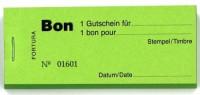 Bon 1 Gutschein für...