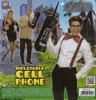 Aufblasbares Handy