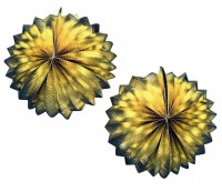 Lampion gold