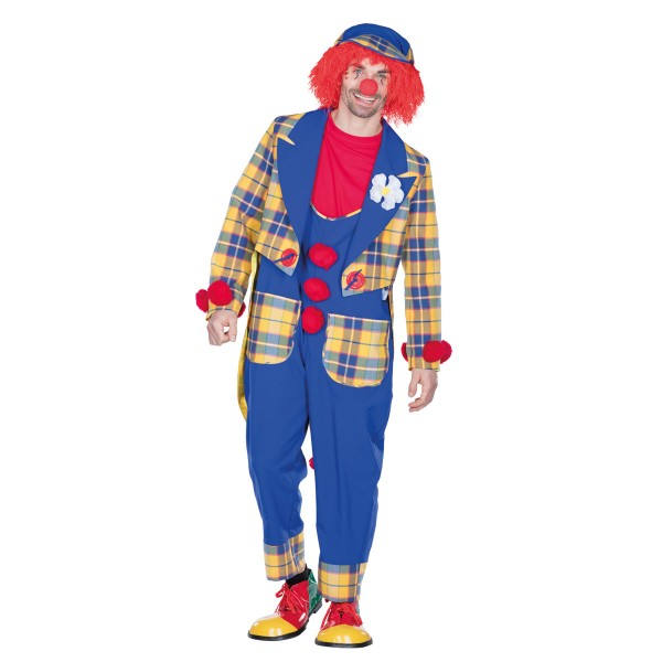 RUBIES Clown Jacke, Gr.M