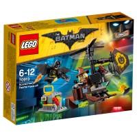 LEGO BATMAN MOVIE Kräftemessen mit Scarecrow