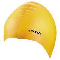 Beco Silikon-Schwimmhaube gelb
