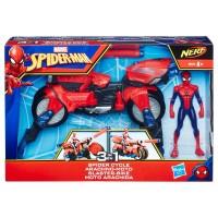 SPIDERMAN Spider-Man Blaster-Bike