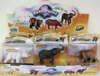 3D Tier Puzzle 'Wildtiere'