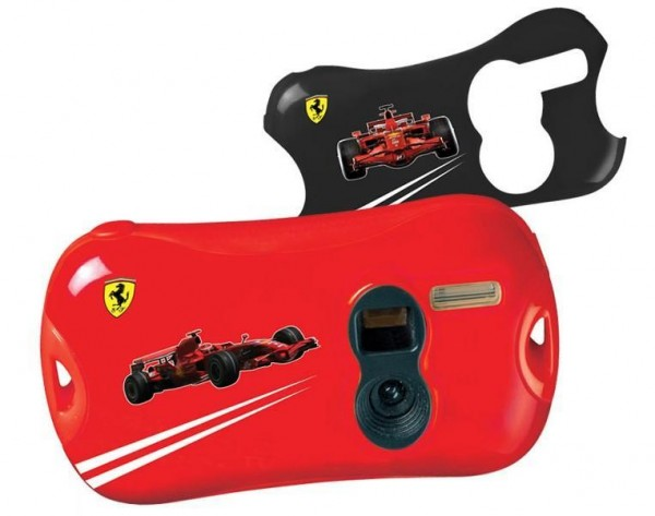 Ferrari Digital Kamera Lexibook mit Blitz