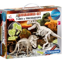 Ausgrabungset T-Rex& Triceratop
