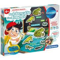 Clementoni Der Lebenszyklus eines Frosches D