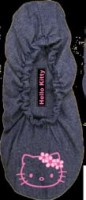Hello Kitty Geräteschuhe Jeans ass. Grösse 39-40