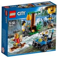 LEGO CITY Verfolgung durch die Berge