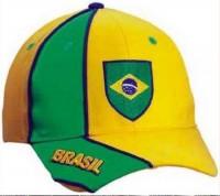 Baseball Cap Brasilien