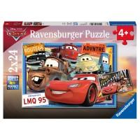 RAVENSBURGER Puzzle Disney Cars