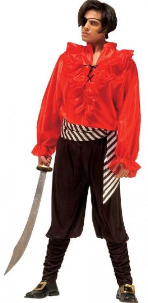 Kostüm modischer Pirat M