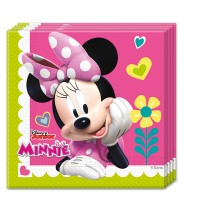 Minnie Mouse 20 Servietten Minnie Mouse