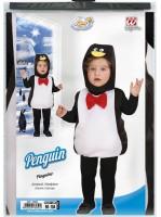 Kinderkostüm Pinguin 104cm