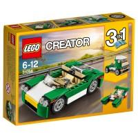 LEGO CREATOR Grünes Cabrio