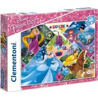 Clementoni Puzzle Princess 60 tlg.
