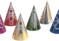 Glitter-Partyhut