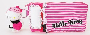Hello Kitty Federtasche Bed Heart